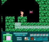 Digger T. Rock: Legend of the Lost City NES Lethal flying bugs in the cold dark caves