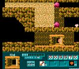 Digger T. Rock: Legend of the Lost City NES Made it to the ending corridor