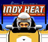 Danny Sullivan's Indy Heat NES Main title screen