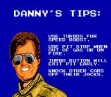 Danny Sullivan's Indy Heat NES Winning tips from the champ
