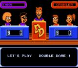 Double Dare NES The teams are all set up.