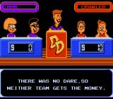 Double Dare NES This is what happens when both teams get the question wrong.
