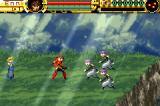 Advance Guardian Heroes Game Boy Advance Fight some minions.