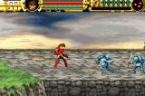 Advance Guardian Heroes Game Boy Advance Fight some knights.