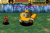 Advance Guardian Heroes Game Boy Advance Withstand this boss' attacks for 30 seconds.