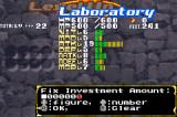 Advance Guardian Heroes Game Boy Advance Spend some soul crystals to the laboratoy.