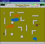 Combat Tanks Windows 3.x Level 1 (single player)