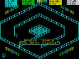 3D Stock Car Championship ZX Spectrum I came last