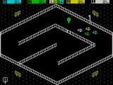 3D Stock Car Championship ZX Spectrum And the race - 2 laps this time