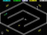 3D Stock Car Championship ZX Spectrum Everyone laps at the same time - currently I'm on pole