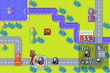 Advance Wars 2: Black Hole Rising Game Boy Advance Attack an enemy unit.