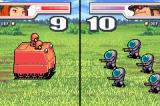 Advance Wars 2: Black Hole Rising Game Boy Advance Some soldiers attack our vehicle.