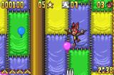 Aero the Acro-Bat Game Boy Advance You can jump...