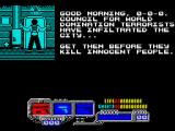 Sly Spy: Secret Agent ZX Spectrum Briefing