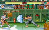 Super Street Fighter II Turbo DOS Hadoken