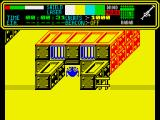 Colony ZX Spectrum Heading for a room