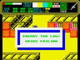 Colony ZX Spectrum Don't be such a paranoid android