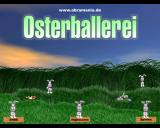Osterballerei Windows Main menu