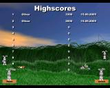 Osterballerei Windows Highscore