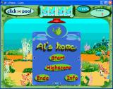 Al's Home Windows Main menu