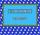 Nintendo World Championships 1990 NES Your score after getting 50 coins in Super Mario.