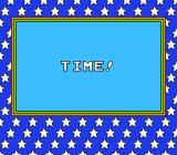 Nintendo World Championships 1990 NES Your time is up.