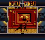 Mortal Kombat 4 Game Boy Color Reiko smashed by Reptile's Dash Punch: noticed the similarity with a Johnny Cage's known move? :-D