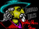 Buffalo Bill's Wild West Show ZX Spectrum Loading screen