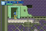 Alienators: Evolution Continues Game Boy Advance Go through doors.