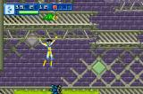 Alienators: Evolution Continues Game Boy Advance You can claw you way in order to avoid acid pools.