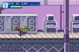 Alienators: Evolution Continues Game Boy Advance A server room