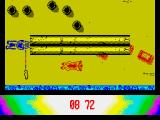 Buffalo Bill's Wild West Show ZX Spectrum Nowhere near hitting it here - you only get one shot