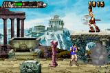 Altered Beast: Guardian of the Realms Game Boy Advance Fight some skeleton axe battlers.