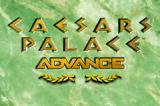 Caesars Palace Advance: Millennium Gold Edition Game Boy Advance Title screen