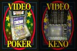Caesars Palace Advance: Millennium Gold Edition Game Boy Advance For video games we have the choice between poker and keno.