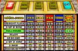 Caesars Palace Advance: Millennium Gold Edition Game Boy Advance Win at Video Poker with a Full House.