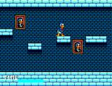 The Lucky Dime Caper starring Donald Duck SEGA Master System Magica's castle - paintings can move and kill!