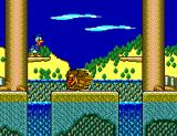 The Lucky Dime Caper starring Donald Duck SEGA Master System Rescuing Dewey - Boss