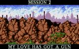 Cannon Fodder 2 DOS Mission 2.