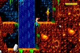 Blackthorne Game Boy Advance Hang on and climb up edges.