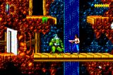 Blackthorne Game Boy Advance Duel: after you've been hit, the enemy laughs, a good moment to shoot.