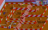 Ivan 'Ironman' Stewart's Super Off Road Atari ST First track