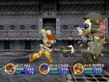 Evolution Worlds GameCube Mag attacks a guard