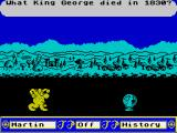 Trivial Pursuit: A New Beginning ZX Spectrum Shouldn't that be 'which King George'?