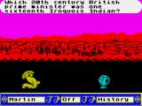 Trivial Pursuit: A New Beginning ZX Spectrum I never knew this one