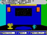 Trivial Pursuit: A New Beginning ZX Spectrum As in 'Waltzing Matilda', an Australian folk song