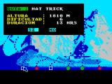 Final Assault ZX Spectrum Choosing a trail