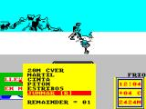 Final Assault ZX Spectrum Across the ice