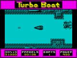 Turbo Boat Simulator ZX Spectrum Onto level 2