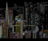 Where in Time is Carmen Sandiego? SNES Somewhere in San Francisco...